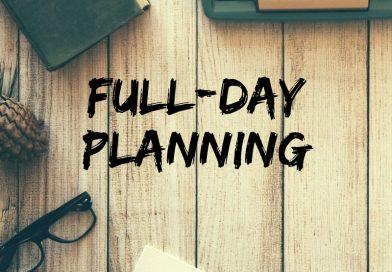 Full-day Planning