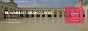 El-Gamaleya (Islamic Cairo)