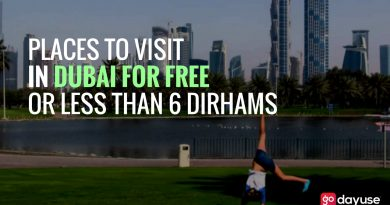 Top Places to visit in Dubai for Free or less than 6 Dirhams